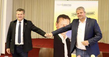 Christian Scheider und Gerhard Köfer